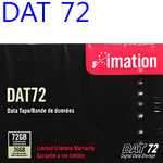 백업테이프 imation DDS5 DAT72 4mm 170M 36/72GB