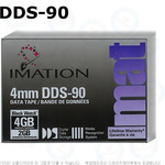 백업테이프 imation DDS1 DDS90 4mm 90M 2/4GB