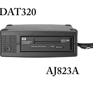 HP DAT320 USB External 160/320GB AJ823A